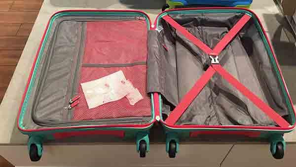 Billige und gute Reisekoffer Angebote zum Räumungsverkauf wegen Umbau bei Dittfeld Sögestr 30