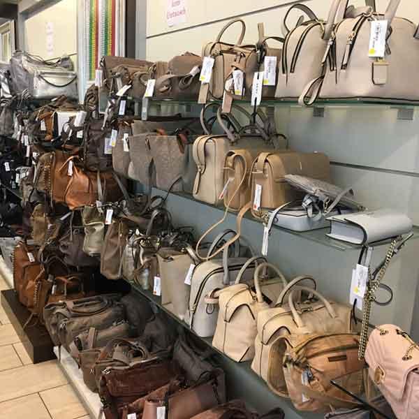 Marken Taschen Sale in Bremer Innenstadt
