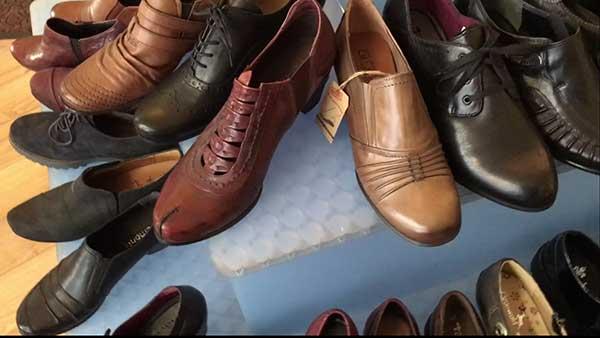 Schuhe Sale Berlin wegen Geschäftsaufgabe - Schuh Palazzo Ausverkauf Kaiserdamm 8 Charlottenburg