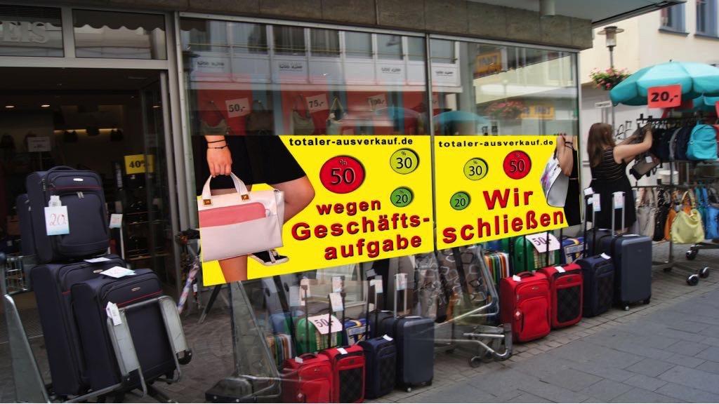 Taschen-und-Koffer-guenstig-kaufen-Ausverkauf-wegen-geschäftsaufgabe-bei-Leder-Weis-Aschaffenburg