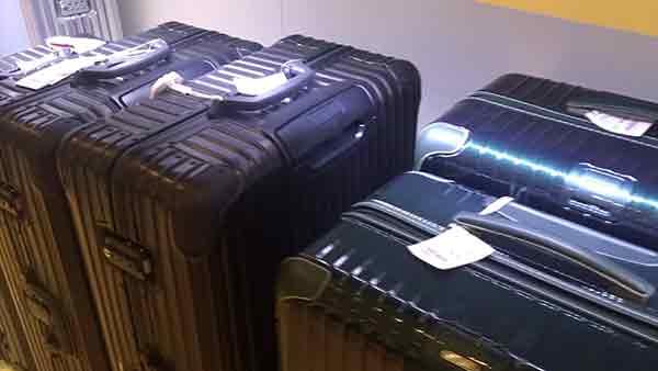 Gute Rimowa Koffer günstig kaufen - Ausverkauf wegen Geschäftsaufgabe in Aschaffenburg bei Leder Weis