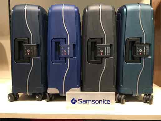 Der leichteste Reisekoffer aus Polypropylen von Samsonite