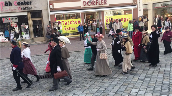 Frühjahrsdult 2018 Umzug Landshut 2018 Dult Bilder Bund der Berliner Fotos Haack