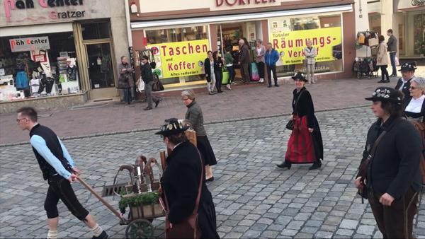Frühjahrsdulteinzug Landshut 2018 Dult Bilder Königlich Bayerische Böllerschützen Landshut Fotos Haack