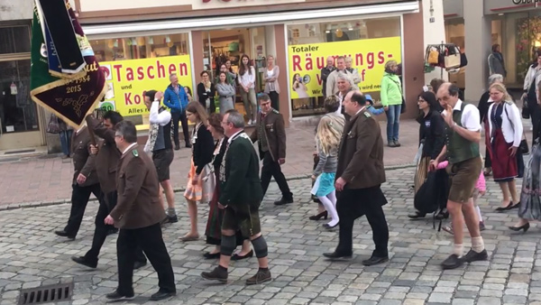 Frühjahrsdult Umzug Landshut 2018 Dult Bilder Landshuter Brauhaus Fotos Haack