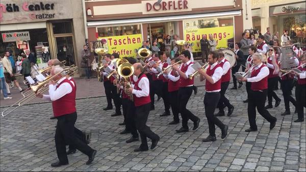 Frühjahrsdult Umzug Landshut 2018 Dult Bilder Stadtkapelle Landshut Fotos Haack