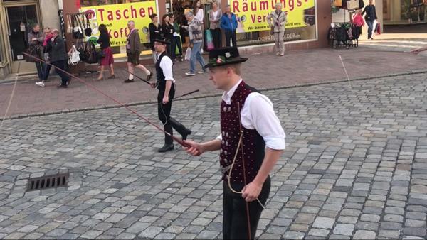Frühjahrsdult Umzug Landshut 2018 Dult Bilder Hinterskirchener Goaßlschnalzer Fotos Haack
