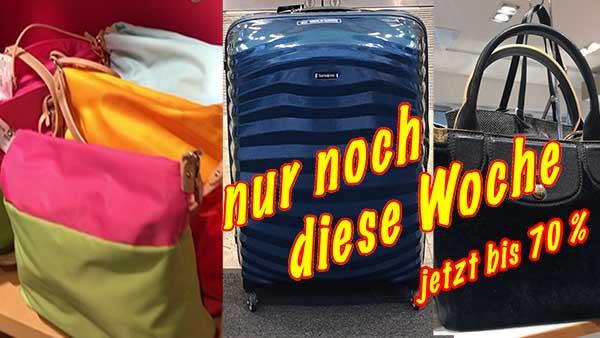 gute koffer g nstig kaufen marken handtaschen bis zu 70. Black Bedroom Furniture Sets. Home Design Ideas