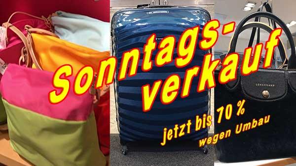 Verkaufsoffener Sonntag am 06.05.2018 – Einkaufen Landshut Innenstadt - Sonntagsverkauf Altstadt 33 bei Leder Dörfler