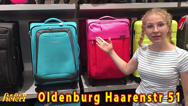 Reisegepäck Travelite Hartschale und Weichgepäck im Koffer Sale bei Leder Holert in Oldenburg