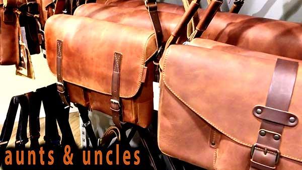 Umhängetasche für Herren aus Leder billig kaufen von aunts and uncles bugatti piquadro vaude Strellson Bree und Bridge - Sale bei Leder Holert in Oldenburg