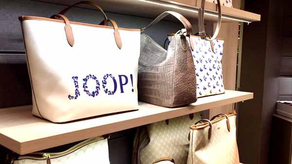 Marken Handtaschen günstig kaufen - Taschen von Obag - The Bridge - BOGNER - JOOP- BREE stark reduziert- bei Leder Holert in Oldenburg