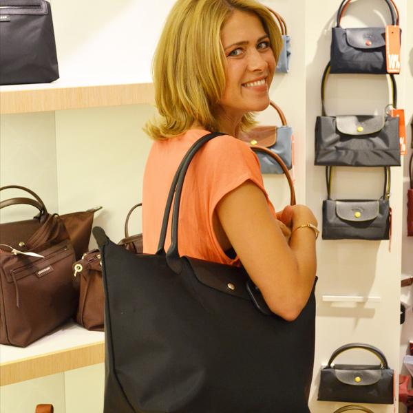 Alle Taschen von Longchamp reduziert - Offermann schließt Filialen in Hürth Park und im Rheincenter Köln Weiden