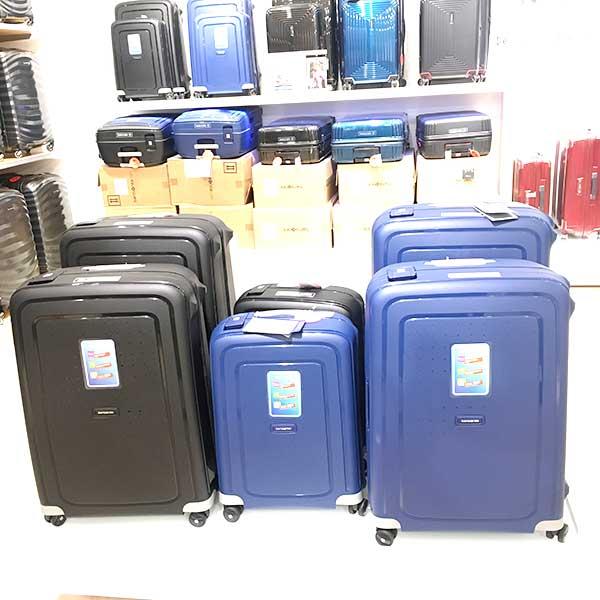 Koffer-guenstig-kaufen-Koffer-Sale-Ausverkauf-wegen-Filialschliessung-Offermann-Aachen-Adalbertstr-35-und-Markt-54-Samsonite-S-cure