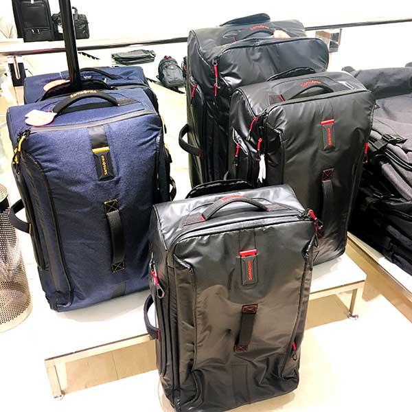 Opheffingsuitverkoop-Trolley-kopen-goedkoop-koffer-uitverkoop-Offermann-Aken-Adalbertstr-35-en-Markt-54-Samsonite-Paradiver