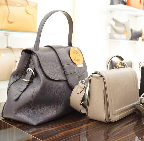 Räumungsverkauf Marken Handtaschen - Taschen Sale bei Offermann in Aachen in der Adalbertstr. 35 und Markt 54