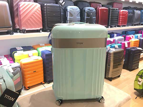samsonite trolley g nstig travelite sale titan koffer. Black Bedroom Furniture Sets. Home Design Ideas