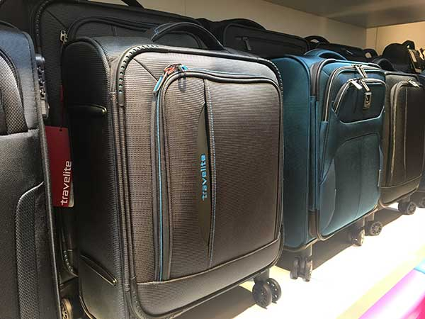 Travelite Luggage for Sale - bei Dellwig in Hamm und bei Lederwaren Fellmer in Lippstadt