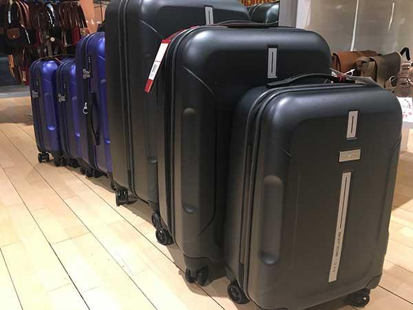 Alle Koffer reduziert - Jubelrabatte bei Fellmer in Bielefeld