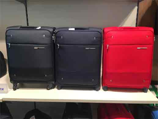 Gute Koffer günstig kaufen - Marken Trolley Sale im Lagerräumungsverkauf bei Offermann in Köln Breite Str. 48