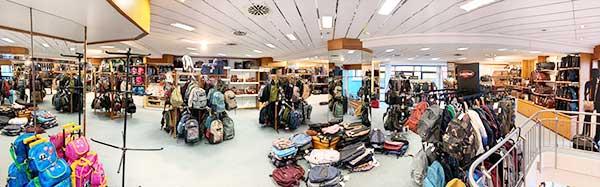 Taschen und Koffer guenstig kaufen - Jubel Marken Sale beim Jubiläumsverkauf 50 Jahre Kirn Trebes in Offenburg