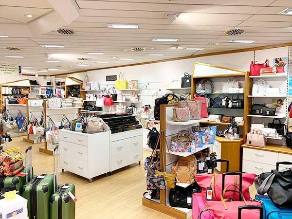 Jubiläumsaktion 50 Jahre Kirn Trebes in Offenburg - Handtaschen und Koffer guenstig kaufen beim Marken Handtaschen Sale