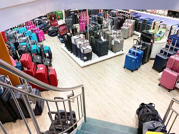Taschen und Koffer günstig kaufen - Jubel Marken Sale beim Jubiläumsaktion 50 Jahre Kirn Trebes in Offenburg