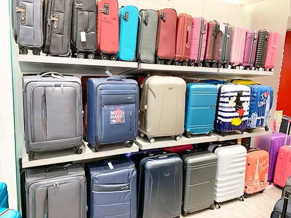 Koffer günstig kaufen beim Happy Sale bei Leder Holert in Oldenburg Mai 2019