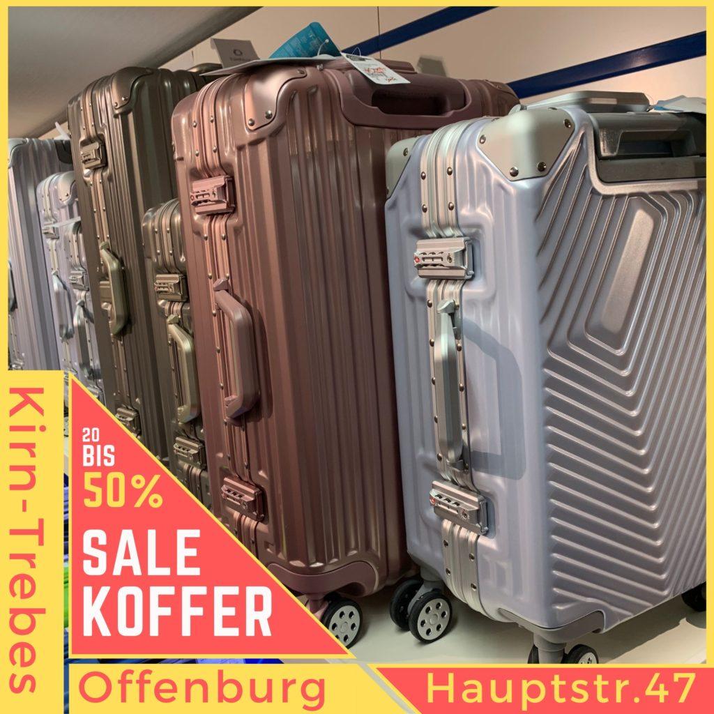 Strazierfähige Koffer von Travelhouse. Koffer Sale in Offenburg - Lagerräumungsverkauf bei Kirn-Trebes