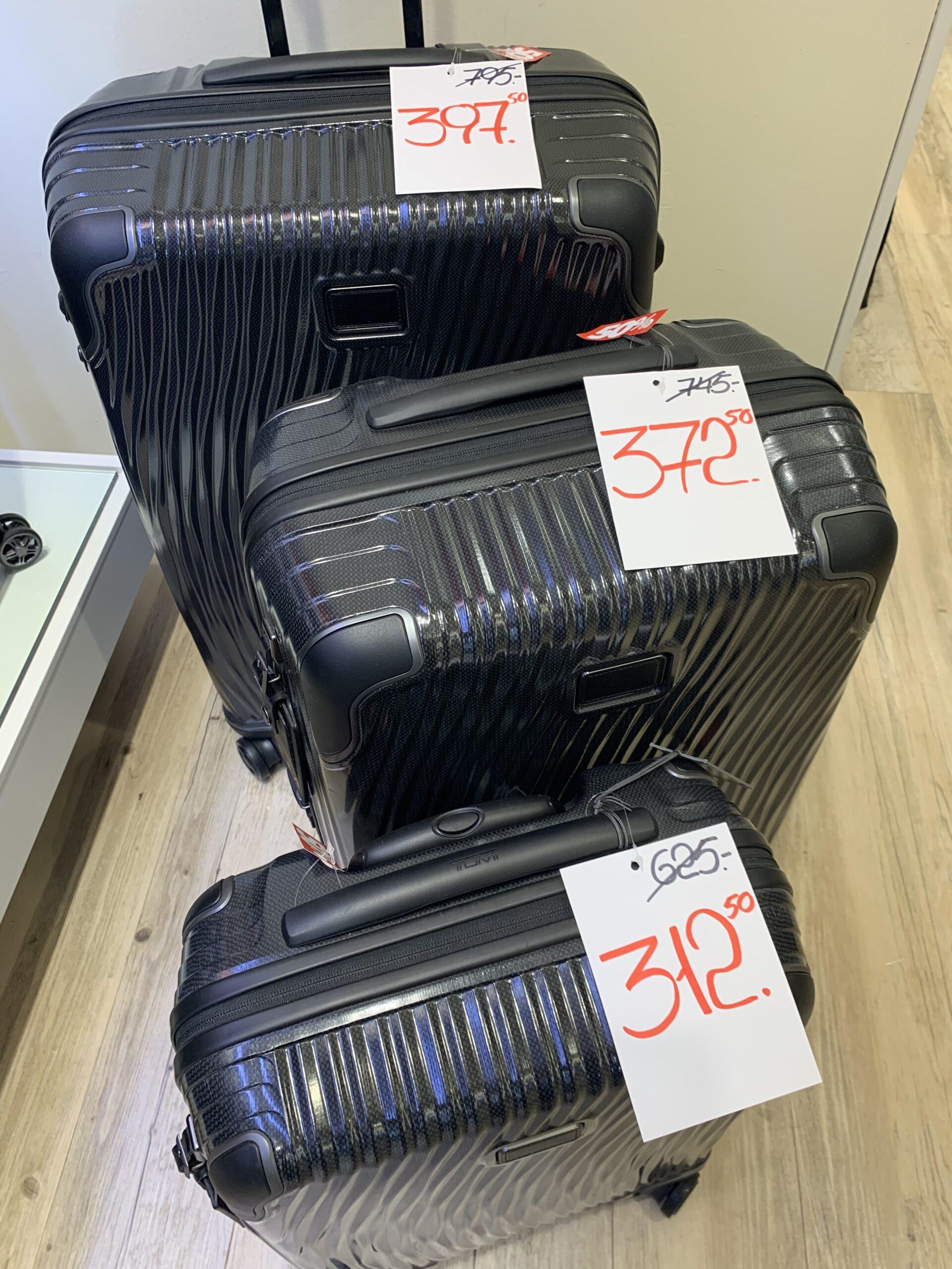 Marken Koffer günstig kaufen - Jubiläumsverkauf bei Fellmer in Bielefeld Obernstr. 7